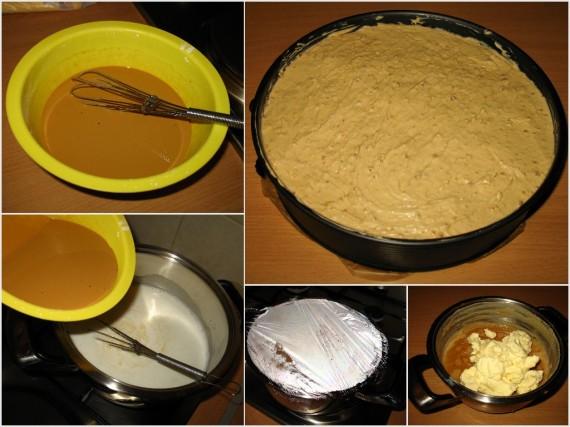 Snickers 570x427 Snickers torta – nepečena
