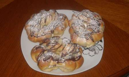 Braided Heart Bread | Pleteno Srce Recipes — Dishmaps