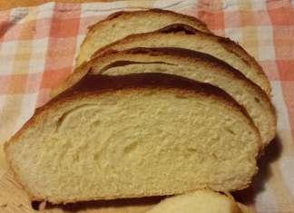 Domaći beli hleb mekan kao duša