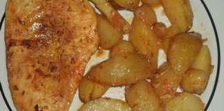 Ukusni mladi krompirići