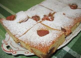 Recept za starinski kolač sa voćem