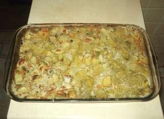 Mešano povrće sa junetinom