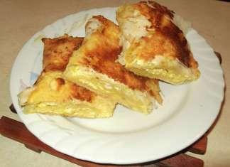 Rolati od kora sa sirom