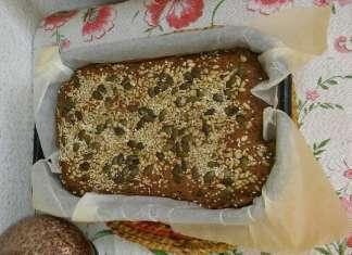 Ražano ječmeni hrono hleb