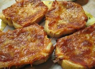 Pica sendviči od smrznutog hleba na brzaka