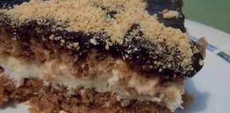 Kokos keks torta