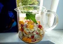 Kokoda - samoanska salata od sveže ribe