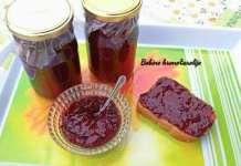 Džem od šljiva bez šećera i konzervansa