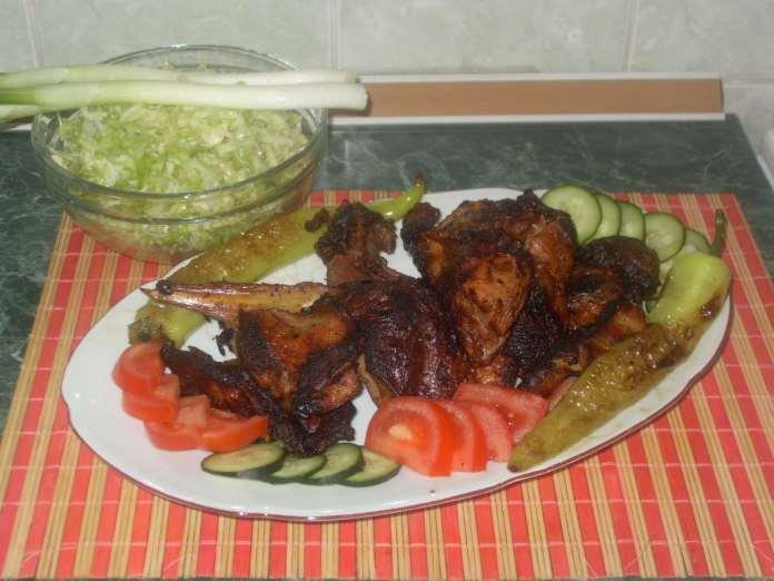 Jagnjetina na roštilju