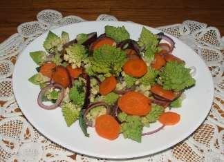 Romanesco salata