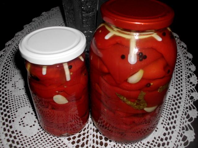 Peglana paprika fileti za zimu  Recepti