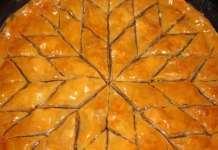 Recept za baklavu