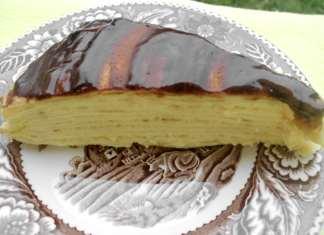 Krem torta sa palačinkama