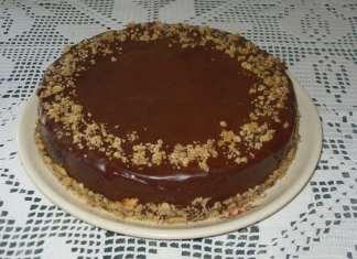 Čokoladna torta sa makom