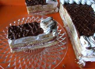 Voćna torta bez pečenja i kuvanja
