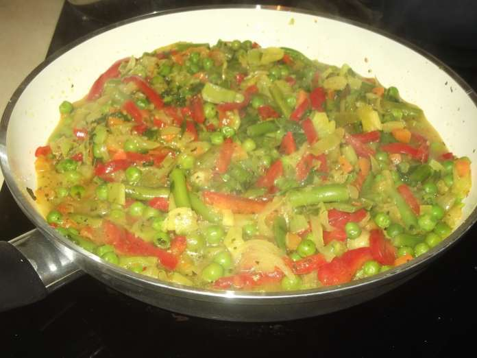 Varivo od mešanog povrća