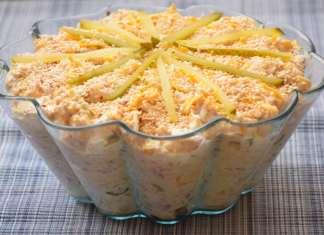Susam sir salata uz praseće pečenje - odlična za proslave