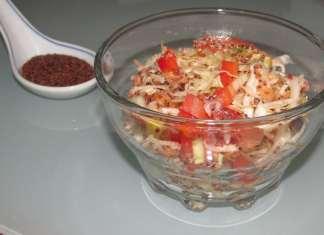 Canihua Salad