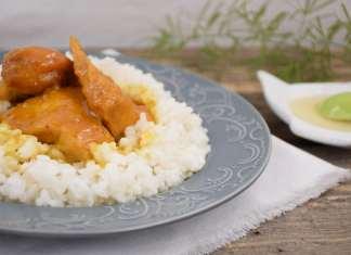Piletina preko noći u medu i soja sosu