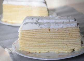 Torta beli andjeo sa rozen korama