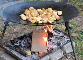 Pečeni krompir u tanjirači