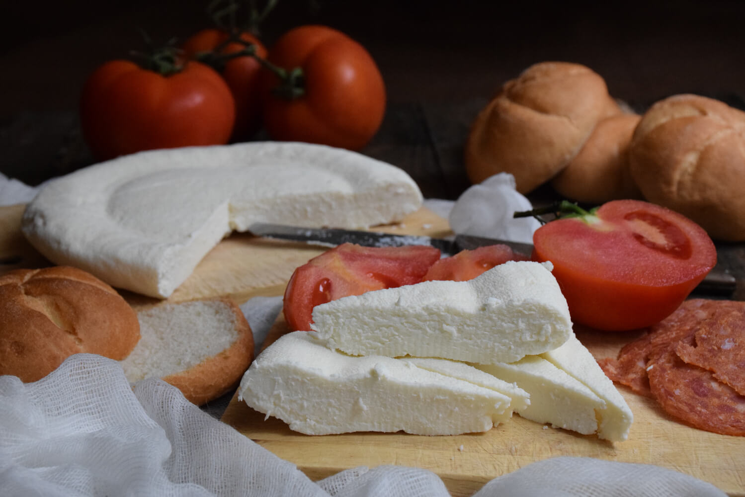 Jednostavan domaći sir bez termometra
