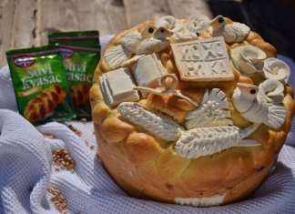 Recept za slavski kolač - sponzor recepta Dr. Oetker