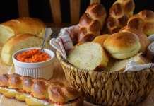 Dizano testo od krompira i način pripreme 3 vrste peciva